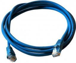 ART Patch cord 3m niebieski UTP 5e (KABSI PATCH ART AL-OEM-302B)