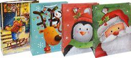 Eurocom Torba prezentowa Creative Christmas klasyczna duża