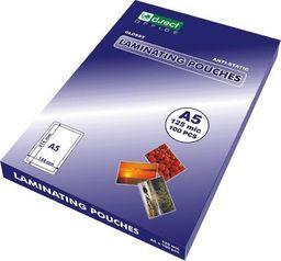D.Rect Folia laminacyjna A5 125 mic a100 D.RECT