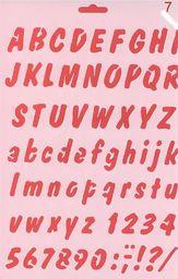 Koh-I-Noor Szablon 07 alfabet