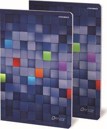 TOP-2000 Zeszyt A5/80K kratka Office (5szt)