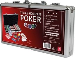 Cartamundi Poker set Alu case CARTAMUNDI