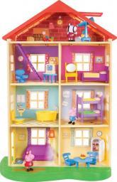 Tm Toys Peppa Pig - Dom rodzinny z dzwiękiem i światełkami