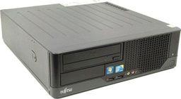 Laptop Fujitsu Fujitsu Esprimo E7935 DT Q9400 4x2.66GHz 4GB 120GB SSD DVD Windows 10 Home PL Klasa A- U1 uniwersalny