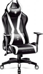 Fotel Diablo Chairs X-Horn 2.0 Czarno-biały (size L)