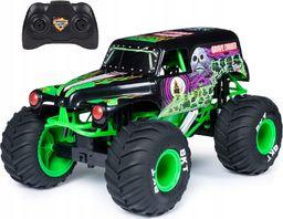 Spin Master Monster Jam Wielki pojazd 1:10 Grave Digger