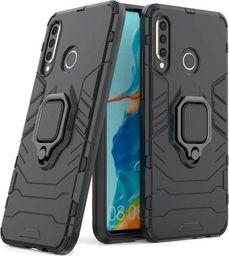 Alogy Etui na telefon Alogy Stand Ring Armor do Huawei P30 Lite czarne uniwersalny