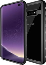 Alogy Etui Samsung Galaxy S10 Plus Waterproof IP68 czarno-szare uniwersalny
