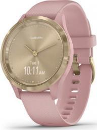 Smartwatch Garmin Vivomove 3S Różowy  (010-02238-21)