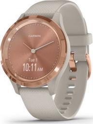 Smartwatch Garmin Vivomove 3S Brązowy  (010-02238-22)