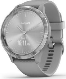 Smartwatch Garmin Vivomove 3 Srebrny  (010-02239-20)