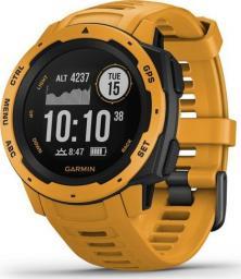 Smartwatch Garmin Garmin Instinct ciemnożółty