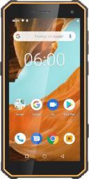 Smartfon Kruger&Matz Drive 6 32 GB Dual SIM Czarno-pomarańczowy  (KM0481)