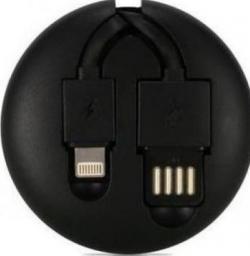 Kabel USB Remax RC-099t 2v1, Micro USB / Lighting