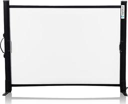 """Ekran projekcyjny 4World 4World Ekran Projekcyjny Nablatowy 50"""" (4:3) Matt White"""