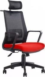 Krzesło biurowe GreenBlue GB180 Czerwony