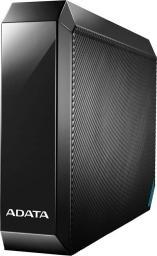 Dysk zewnętrzny ADATA HDD HM800 4 TB Czarny (AHM800-4TU32G1-CEUBK)