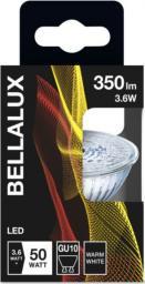 Ledvance Żarówka Bellalux PAR16 36° 4,3W 827 GU10 350lm 2700K (CRI 80) 15000h A++