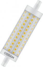 Ledvance Żarówka OSRAM LED SUPERSTAR LINE 118 CL 15W 827 R7S 2000lm 2700K (CRI 80) 25000h A++ DIM