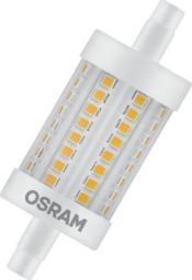 Ledvance Żarówka OSRAM LED SUPERSTAR LINE 78 CL 8,5W 827 R7S 1055lm 2700K (CRI 80) 25000h A++ DIM