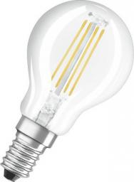 Ledvance Żarówka OSRAM LED STAR+ CL P Active&Relax Filament 5W 827 E14 470lm 2700&4000K (CRI 80) 15000h A++