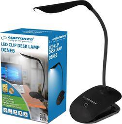 Lampka biurkowa Esperanza LED czarna (ELD104K - 5901299942369)