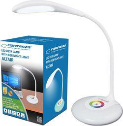 Lampka biurkowa Esperanza LED biała (ELD102 - 5901299942321)
