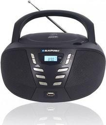 Radioodtwarzacz Blaupunkt Boombox Blaupunkt BB7BK, FM PLL CD/MP3/USB/AUX