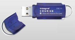 Pendrive Integral Courier FIPS 16GB (INFD16GCOU3.0-197)