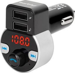 Transmiter FM PeiYing Transmiter FM Peiying URZ0481 Bluetooth, LED, USB, SD/MMC, MP3/WMA