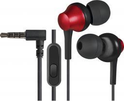 Słuchawki Defender Pulse 470 Czarno-czerwone