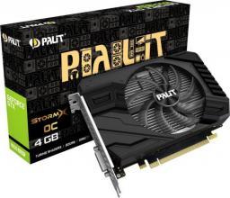 Karta graficzna Palit GeForce GTX 1650 SUPER StormX OC 4GB GDDR6 (E6165SS18G1-166F)