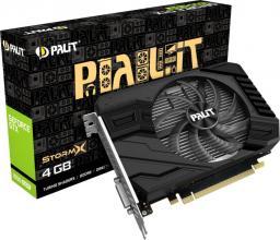 Karta graficzna Palit GeForce GTX 1650 SUPER StormX 4GB GDDR6 (NE6165S018G1-166F)