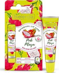 Bielenda Bielenda Botanical Lip Care Balsam do ust Pink Pitaya - owocowy róż 10g