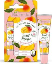 Bielenda Bielenda Botanical Lip Care Balsam do ust Sweet Mango - naturalny róż 10g