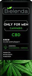 Bielenda Bielenda Only for Men Cannabis CBD Krem silnie nawilżający  50ml