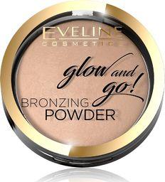 Eveline Eveline Glow & Go Bronzer wypiekany nr 01 Go Hawai  1szt