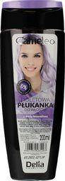 Delia Delia Cosmetics Cameleo Płukanka do włosów fioletowa z wodą lawendową 200ml