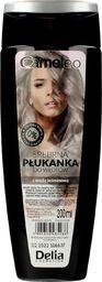 Delia Płukanka do włosów Cameleo srebrna z wodą jaśminową 200ml