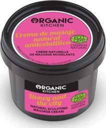 Organic Kitchen Krem do masażu Miód i Miasto 100ml