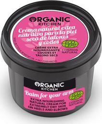 Organic Kitchen Krem odżywczy na łokcie i pięty 100ml