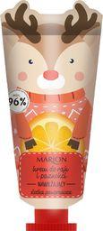 Marion Marion Hand Care Krem do rąk i paznokci nawilżający Słodka Pomarańcza  50ml
