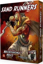 Portal Games Neuroshima HEX: Sand Runners (edycja 3.0)
