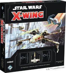Rebel Star Wars: X-Wing -Zestaw podstawowy (druga edycja)