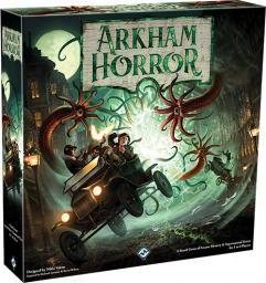 Fantasy Flight Games Gra planszowa Arkham Horror Trzecia Edycja