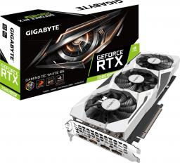 Karta graficzna Gigabyte GeForce RTX 2080 SUPER Gaming OC White 8GB GDDR6 (GV-N208SGAMINGOC WHITE-8GD)