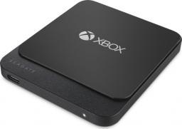 Dysk zewnętrzny Seagate SSD Game Drive 2 TB Czarny (STHB2000401)