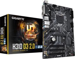Płyta główna Gigabyte H310 D3 2.0