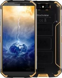 Smartfon Blackview BV9500 64 GB Dual SIM Czarno-złoty
