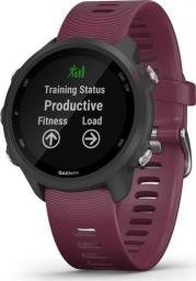 Smartwatch Garmin Forerunner 245 Bordowy  (010-02120-11)